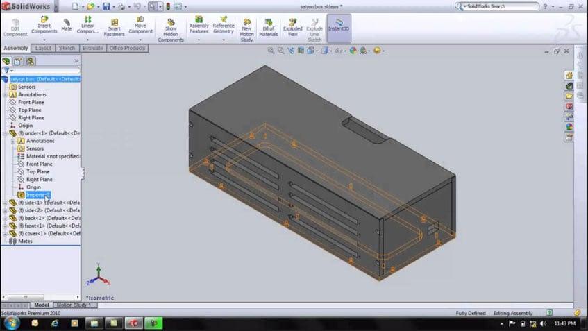 Parasolid-3d-software