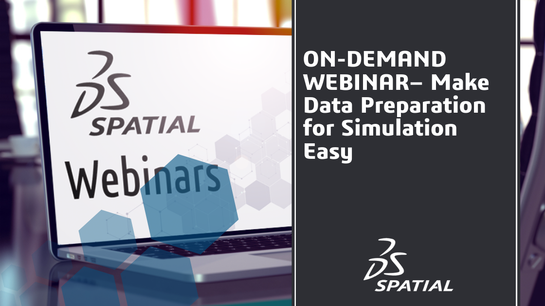 Webinar - Make Data Preparation for Simulation Easy