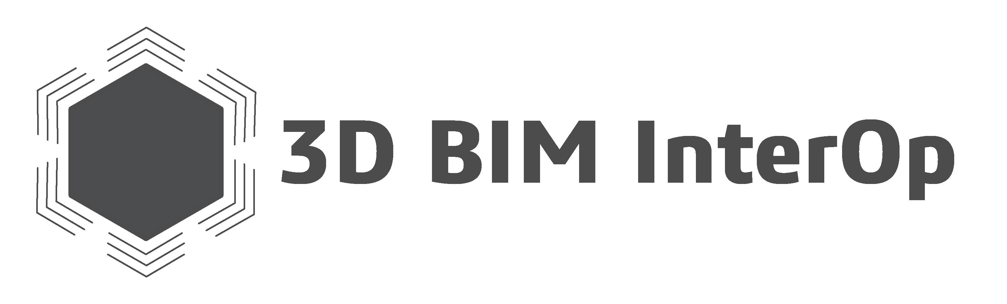 3D BIM InterOp