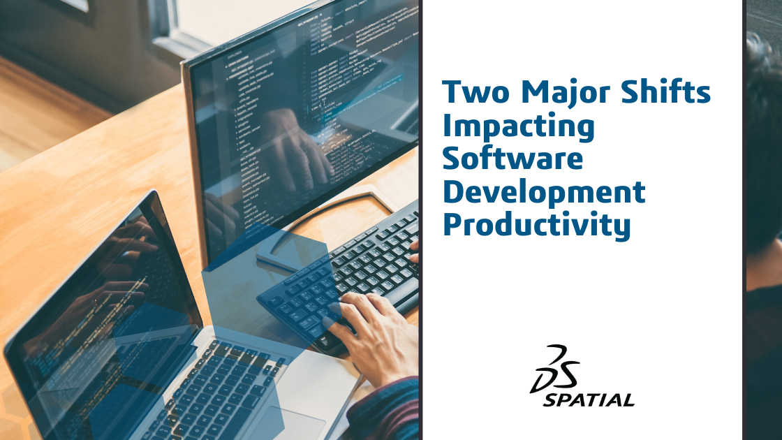 Two Major Shifts Impacting Software Development Productivity