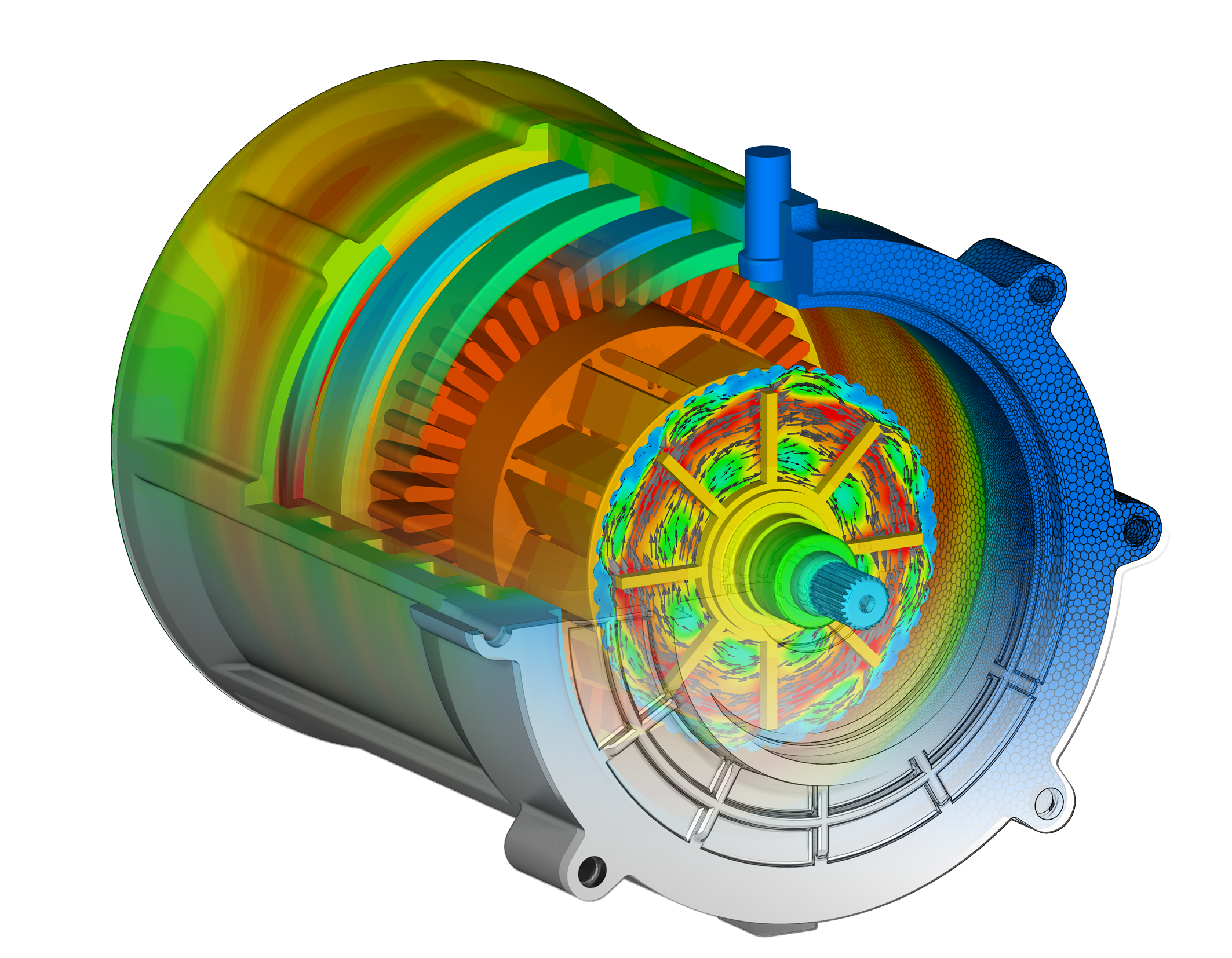 AVL Engine Key